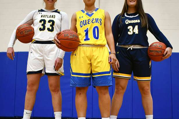 Jenna Cooper, Payton Brown and Kaylee Edgemon have their sights set on the national championship the Wayland Baptist women's basketball team never got the chance to play for last year.
