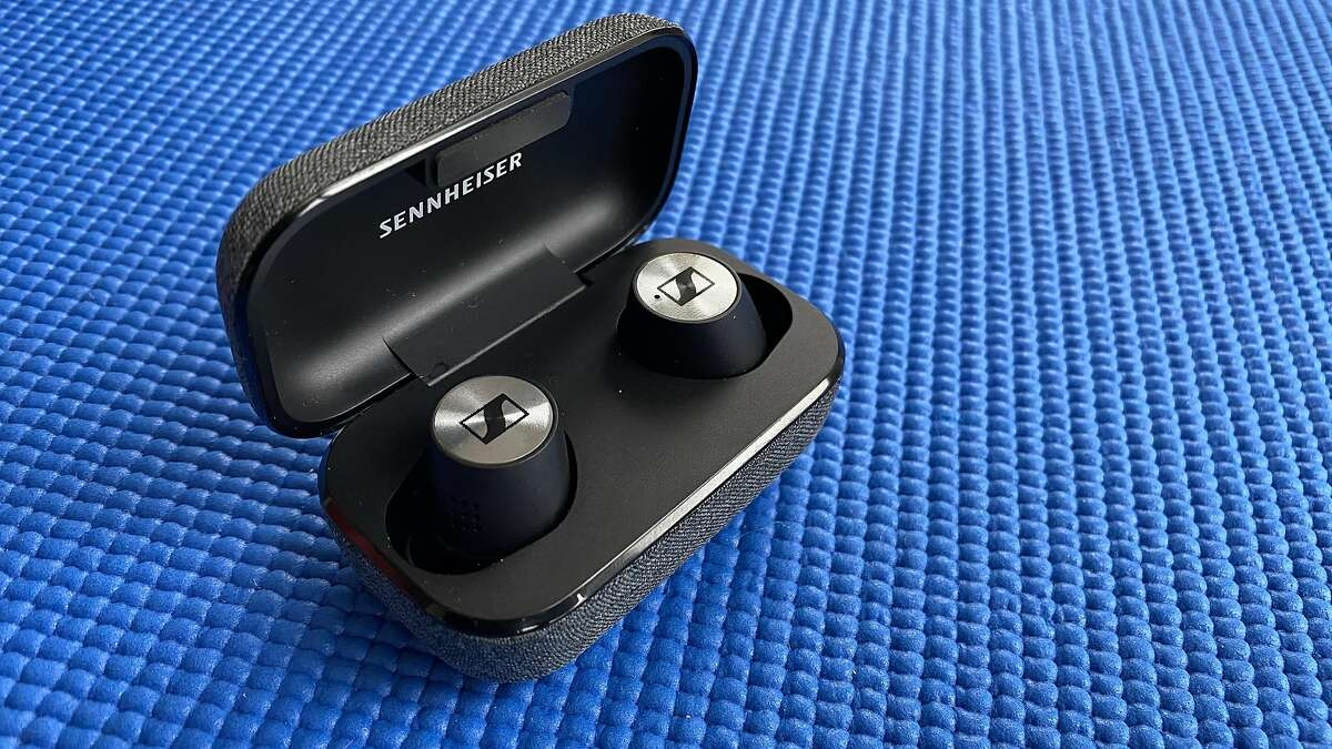 sennheiser true wireless