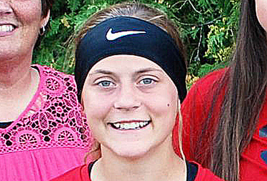 Owendale-Gagetown senior Libby Ondrajka finished with a time of 20:46.64 in the 5,000 meters to claim the North Central Thumb League's girls title on Wednesday at the NCTL meet in Mayville.