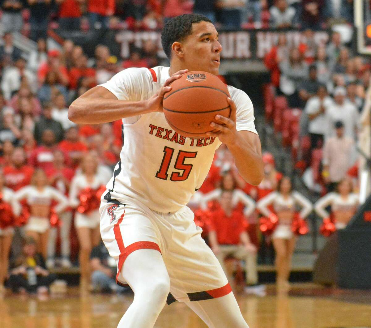 Texas Tech's Kevin McCullar was finally healthy for a full offseason as the redshirt sophomore is expected to be a key player for the Red Raiders in 2020-21.