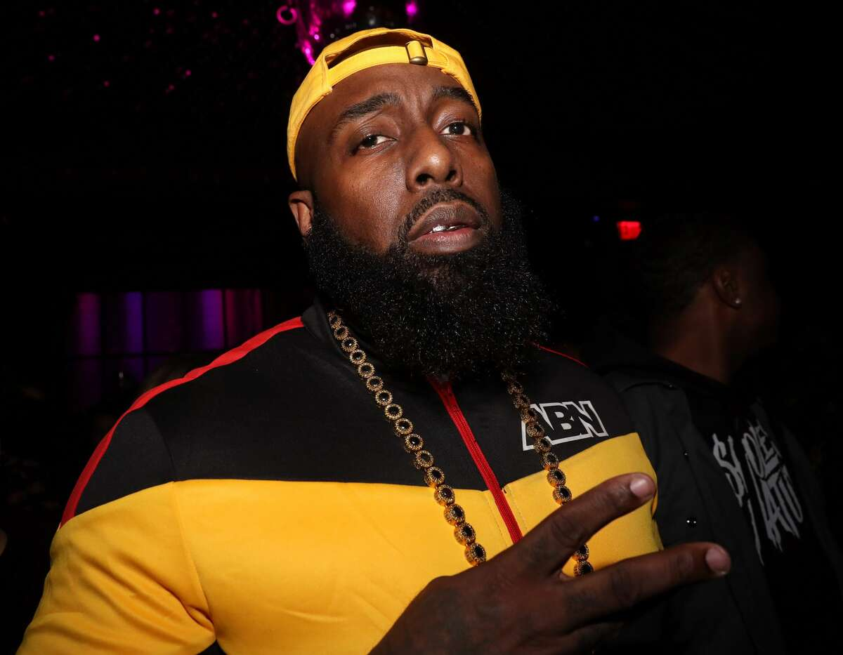 Trae the Truth is being highlighted at the 2020 BET Hip Hop Awards on Tuesday, Oct. 27, for his continued disaster and community efforts. (Photo by Johnny Nunez/WireImage)