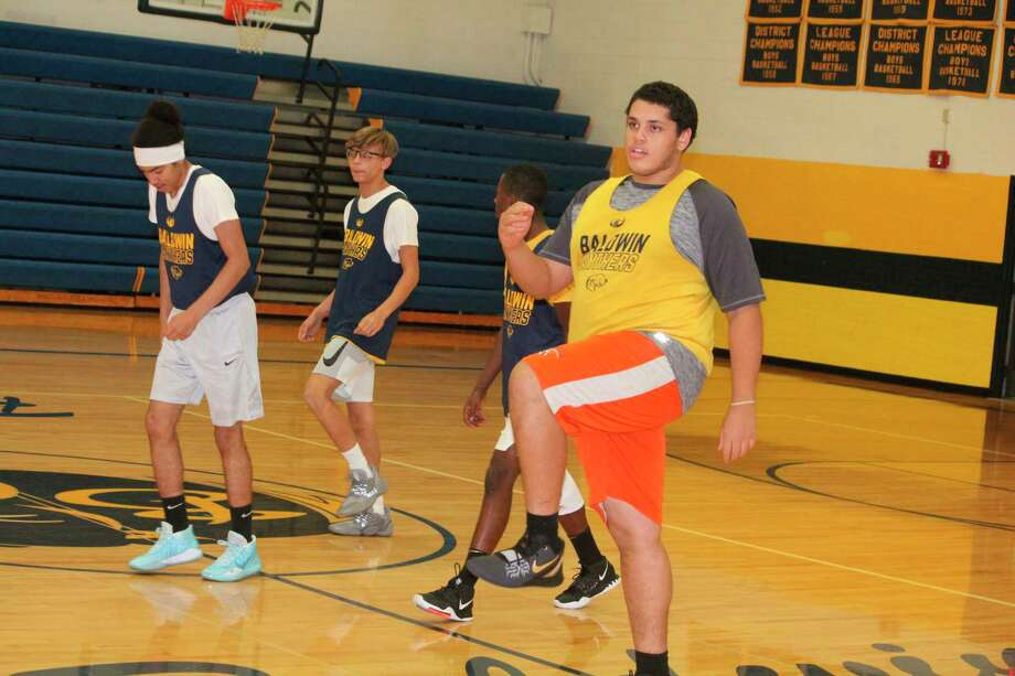 Baldwin basketball and other winter sports should take place as scheduled, according to the MHSAA. (Star file photo)