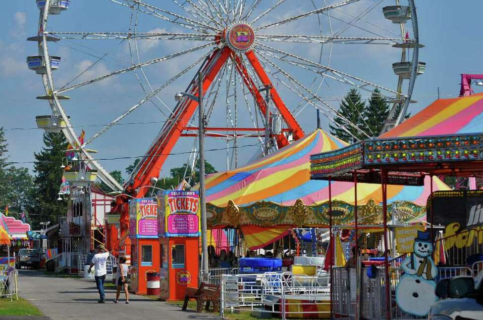 197th Annual Schaghticoke Fair. The 3rd oldest fair in New York State, returns this year bringing rides, live music and entertainers. Building after building will be bursting with displays, including vegetables, fruits, livestock, farm animals, equipment, antiques, baked goods and homemade crafts. When: Today until Mon, Sep 5. Where: Schaghticoke Fairgrounds, Schaghticoke. For tickets and more information, visit the website.
