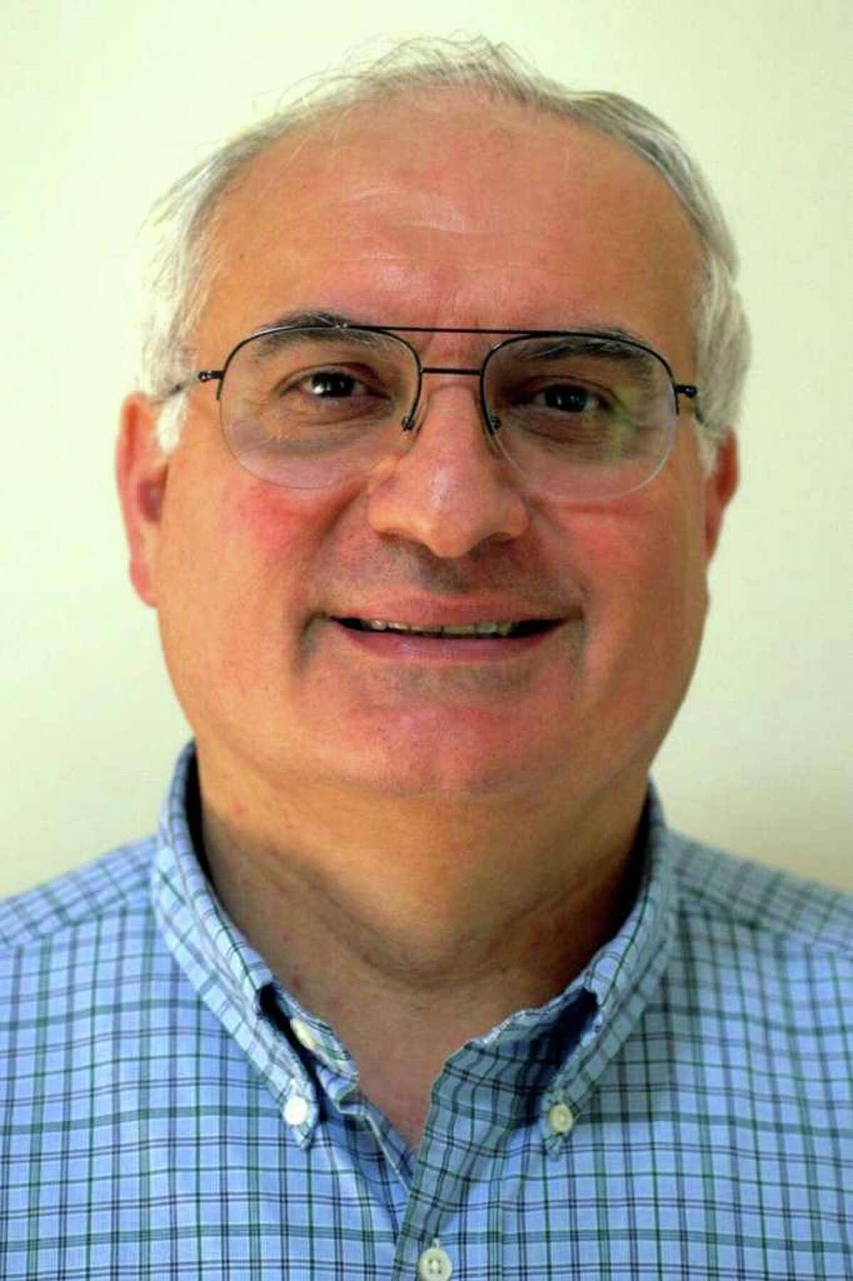 Joe Tarzia Stamford Board of Finance member.