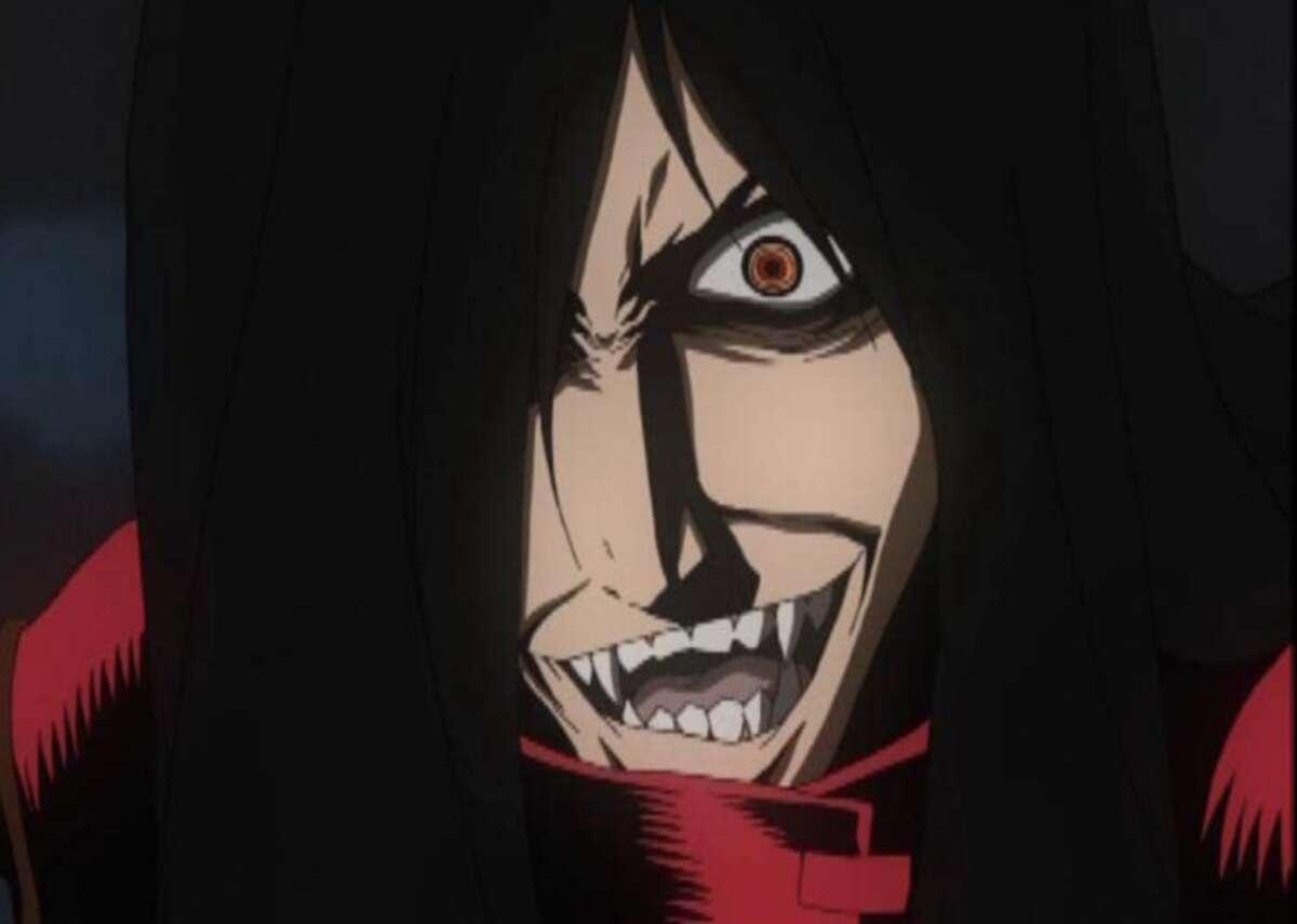 #50. Hellsing (2001-2002) - IMDb user rating: 7.9 - Votes: 14,294 Based on Kouta Hirano's manga series of the same name,