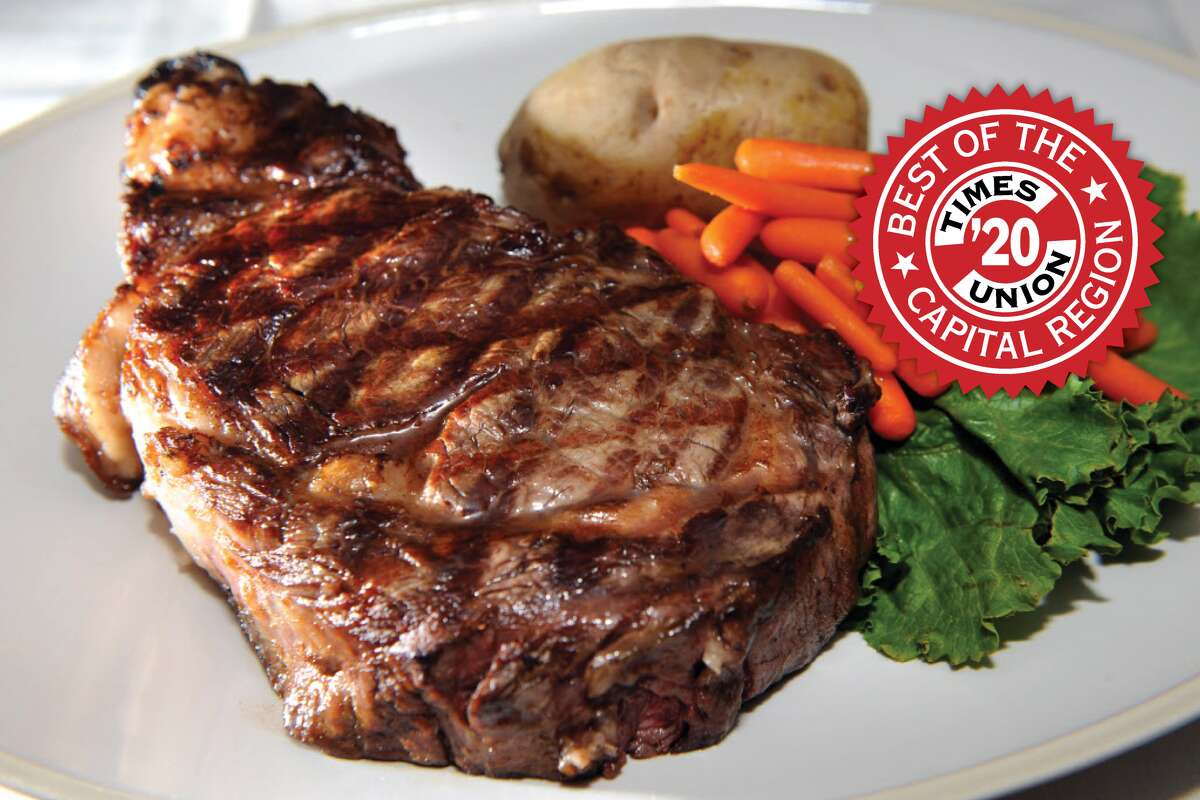 Best chain restaurant 1. Delmonico's Italian Steakhouse 1553 Central Ave., Albany | 3 Northside Dr., Clifton Park | Website