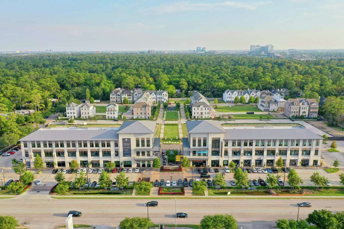 Midway's Memorial Green development at 12525 Memorial Drive is almost fully leased after three companies founded by Loren Cook leased offices totaling more than 8,900 square feet. The project contains offices, shops and restaurants and single-family homes.