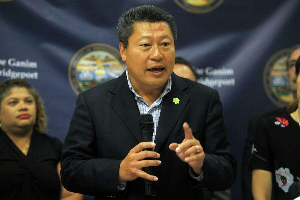 State Sen. Tony Hwang, of Fairfield.
