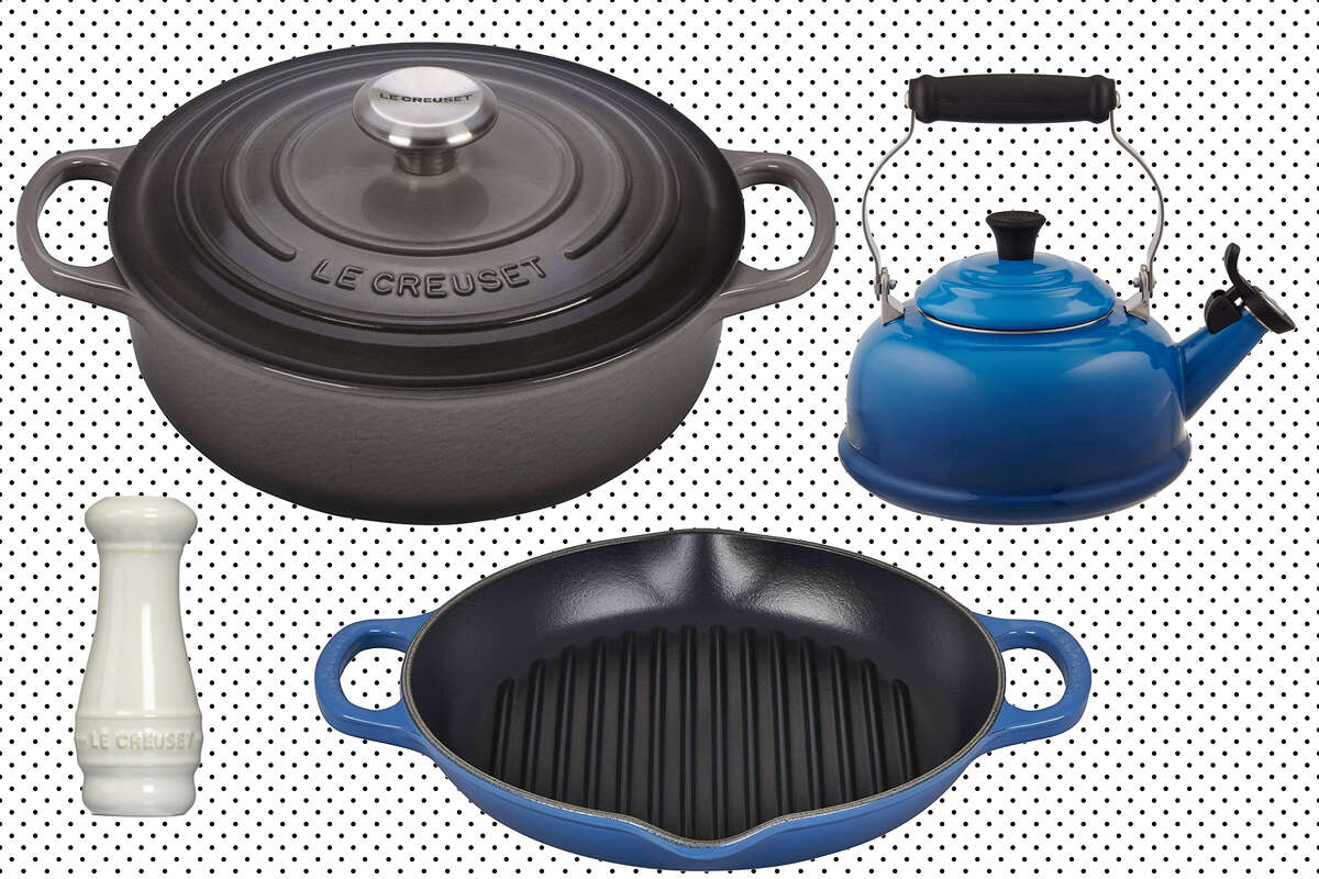 Save up to 30% on Le Creuset on Amazon