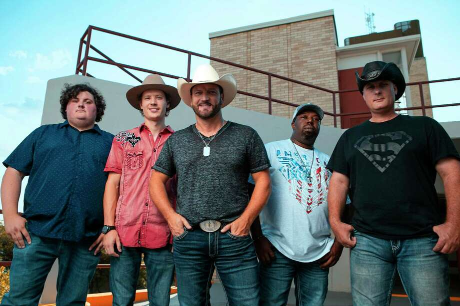 "The Darrin Morris Band is up for Band of the Year at the Texas Country Music Awards. The DMB is also up for Christian Single of the Year with song ""Preacher Man;"" band member Blake Watson is nominated for Bassist of the Year; and Jeremy Moore is up for Drummer of the Year. The awards will take place Nov. 14 at Billy Bob's in Fort Worth. Photo: Courtesy Photo / 2020"