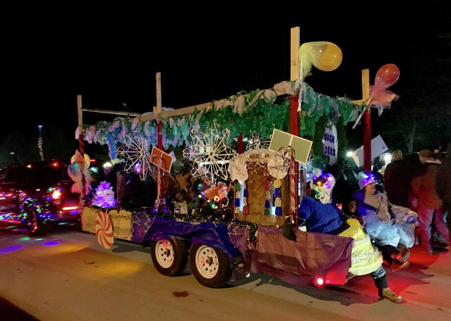 The Evergreen Lighted Parade will take place in downtown Reed City at 6 p.m., Nov. 27. (Pioneer file photo)