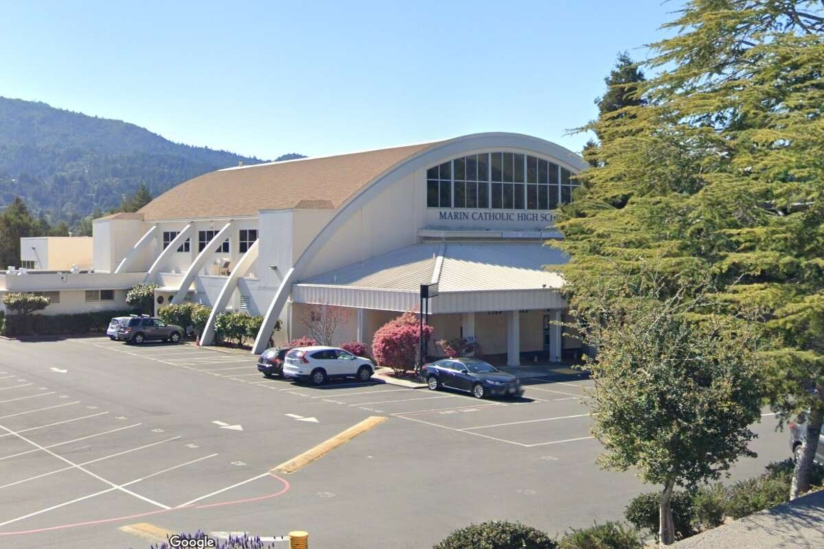 Founded in 1949, Marin Catholic is located in Kentfield, Calif.