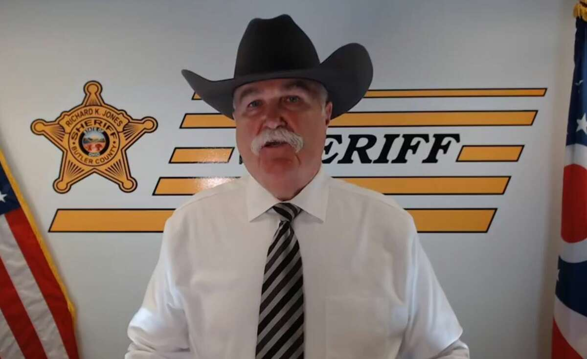 There's one sheriff in America who will help any celebrity