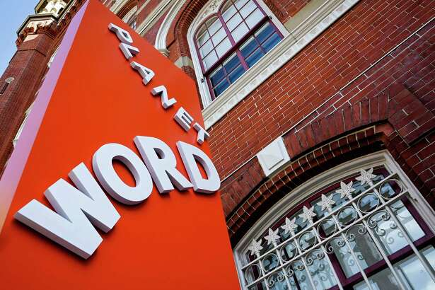 Planet Word, D.C.'s newest museum, is dedicated to the love of language.