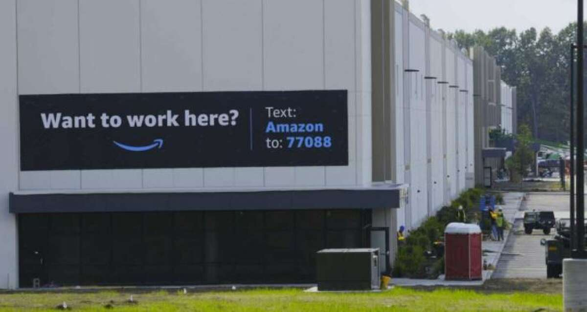 Amazon now has a distribution center in Schodack.