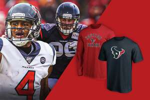 Get this  Houston Texans t-shirt combo pack  for only $30 plus free shipping!