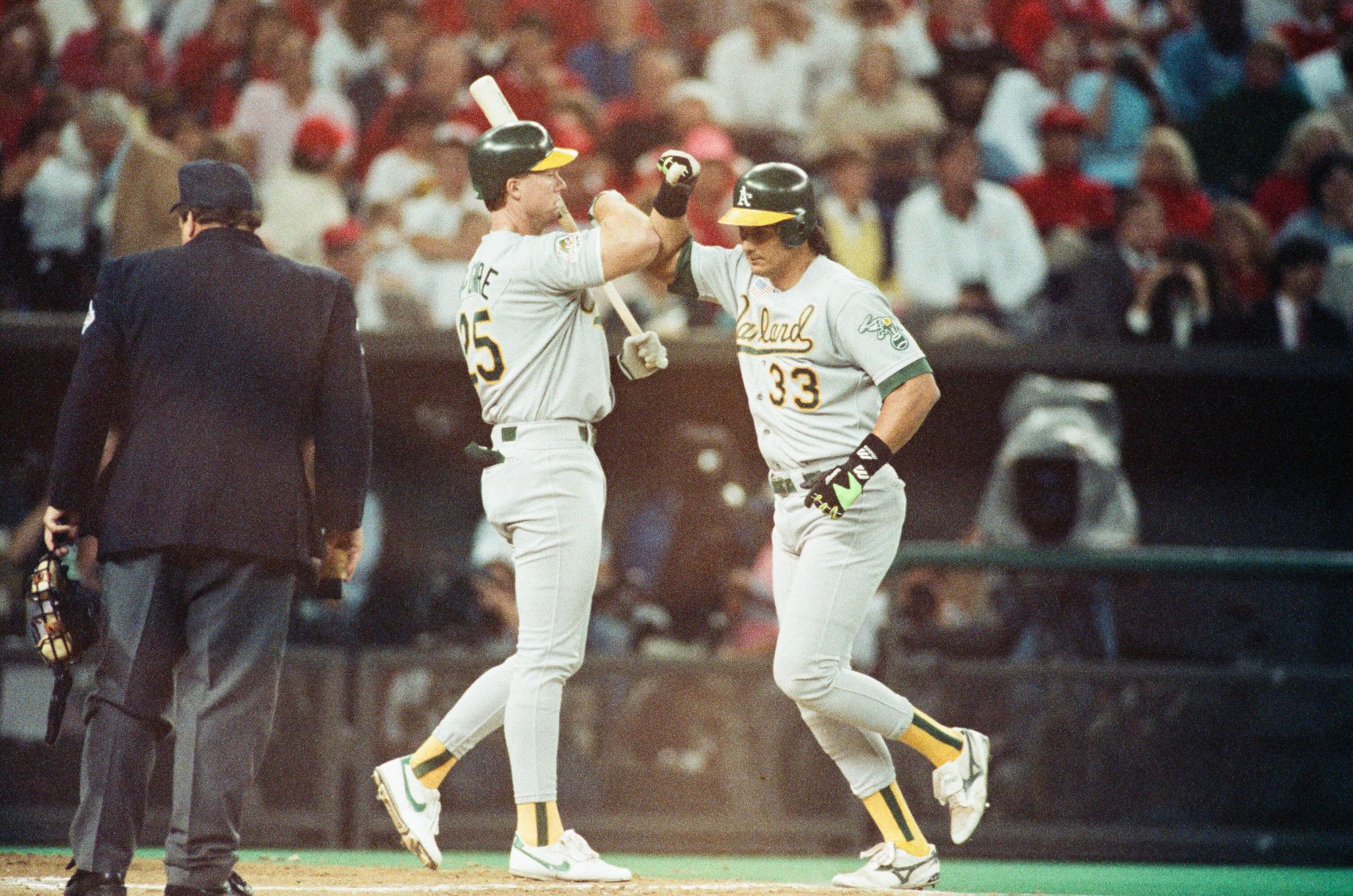 This World Series game 30 years ago marked the beginning of the end for the A's dynasty