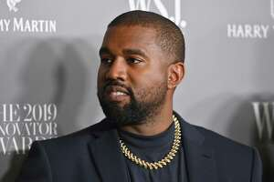In this photo, rapper Kanye West attends the WSJ Magazine 2019 Innovator Awards at MOMA on November 6, 2019 in New York City. West has qualified to be an official write-in presidential candidate for the 2020 election in Connecticut. (Angela Weiss/AFP/Getty Images/TNS)