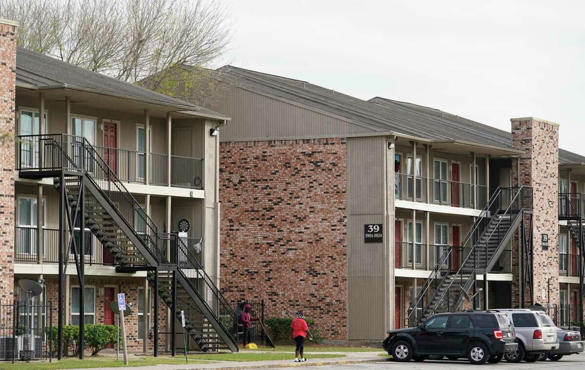 Haverstock Hills, a low-income apartment complex that has been notorious for crime and drugs, is home to Houston's first EnVision Center.
