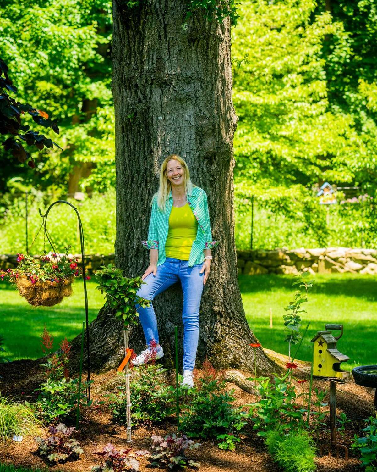Diane Lampert is a certified Master Gardener and is based in Greenwich.