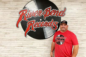 RiverBend Records, co-owned by Billy Hurst and his wife, Tara, of Godfrey, opens Saturday at 2720 Grovelin St., Suite B, in Godfrey.