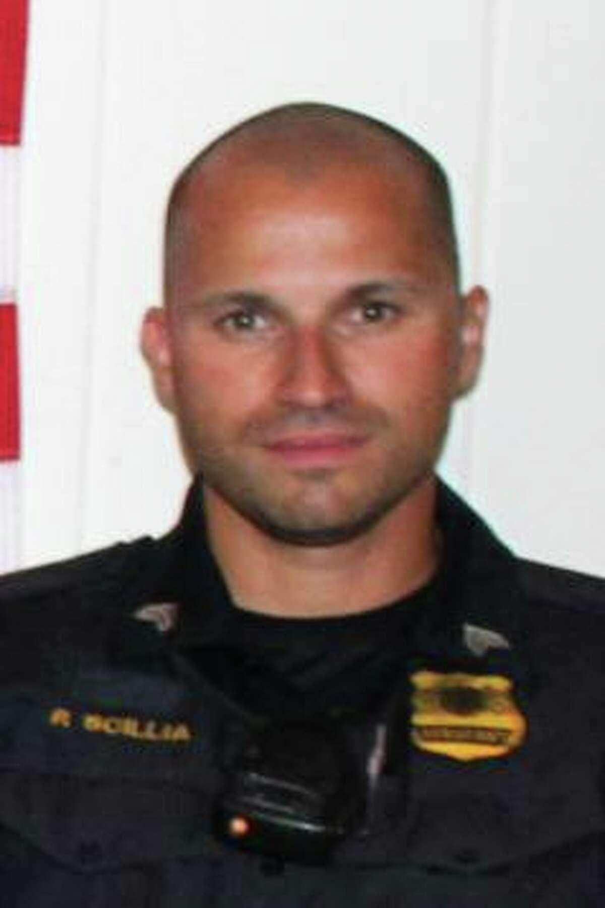 Bridgeport Police Sgt. Paul Scillia.