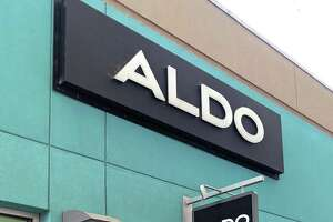 A store closing sign sits outside the Aldo shoes store, Thursday, Sep. 10, 2020, at the Outlet Shoppes at Laredo.