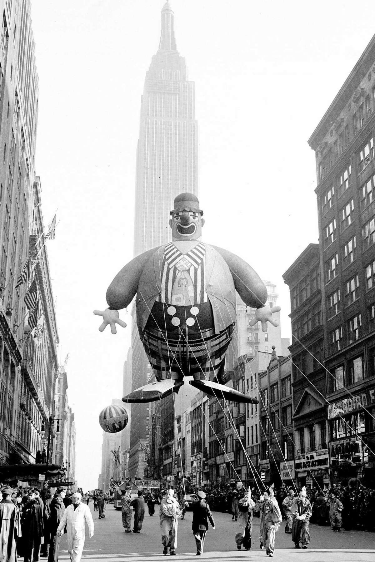 9) The Parade: Every year millions of Americans tune in to watch the Macy's Thanksgiving Parade, but did you know that the parade has European origins? In 1924, the store's immigrant employees decided to celebrate the beginning of the Christmas season like they would have in their European homelands-with a parade with knights, jugglers and clowns. The balloons weren't introduced until 1927.