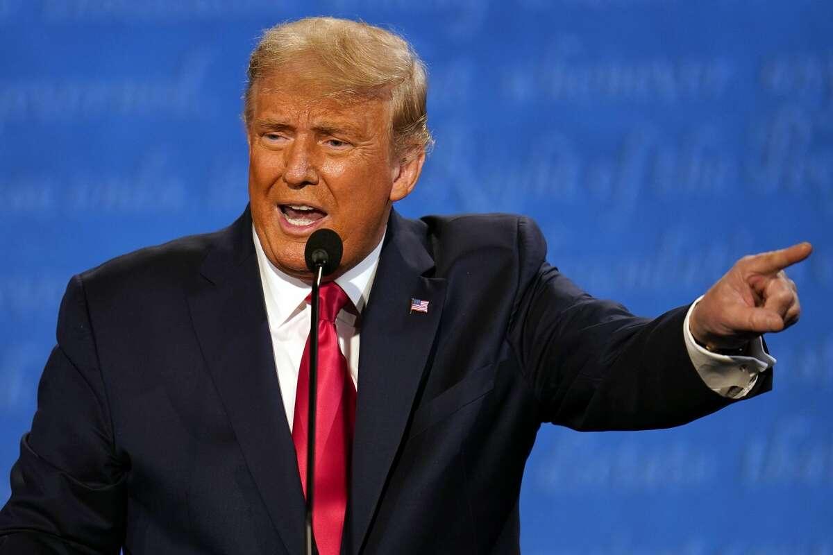 FILE. Letter writer urges Congress to remove President Donald Trump. (AP Photo/Julio Cortez)