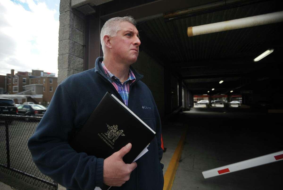 Trumbull Police Lt. Brian Weir
