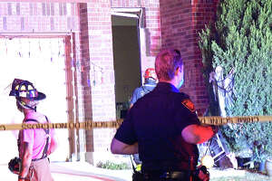 A man was killed on Oct. 23, 2020 after his motorcycle crashed through a Northeast Side residence near the 16600 block of Dolente Road, San Antonio police said.
