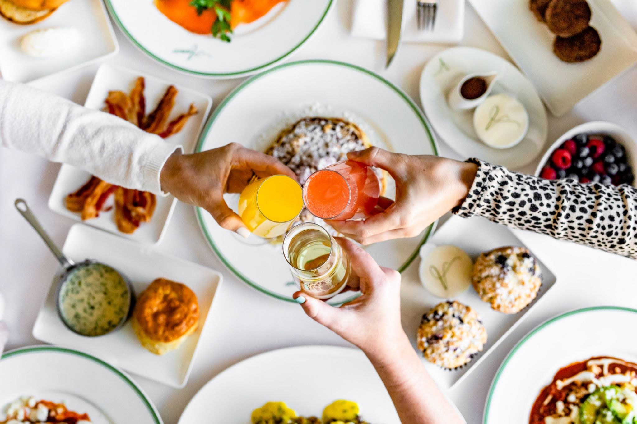 6 new Houston brunches for dine-in or takeout, from classics to unique picks