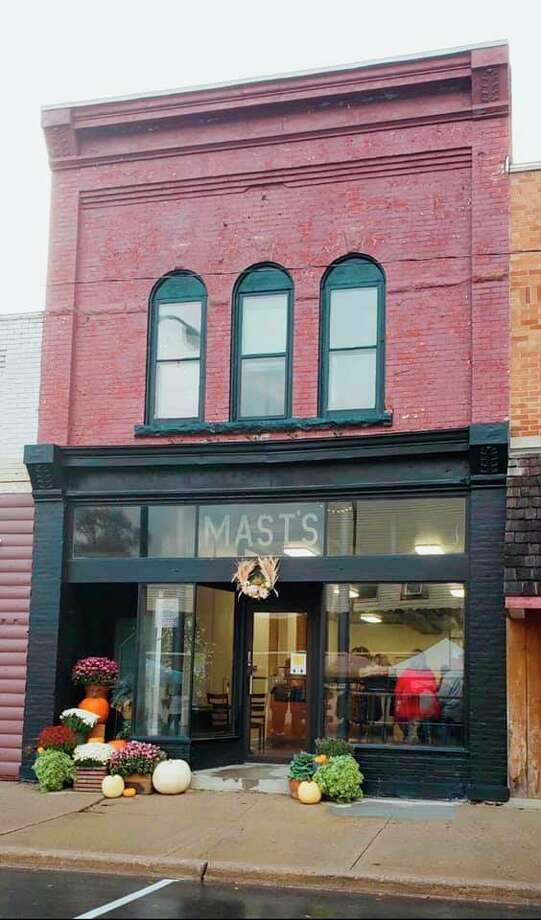 Mast's Coffee is the new shop on the block in downtown Sebewaing. The coffee shop opened Monday October 19. (Courtesy Photo)