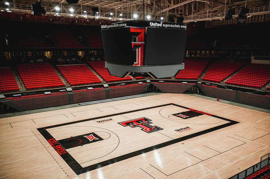 Texas Tech and United Supermarkets have extended the naming agreement of the United Supermarkets Arena through 2035. Photo: Provided By United Supermarkets