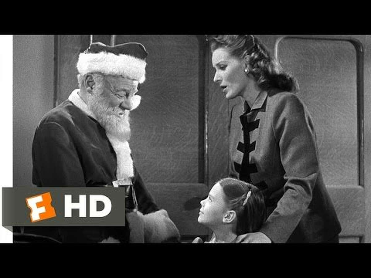 24) Miracle on 34th Street : STREAM NOW This classic Christmas movie begins at the Macy's Thanksgiving Day Parade, making it the perfect thing to watch on Turkey Day and usher in the Christmas season. See the original post on Youtube