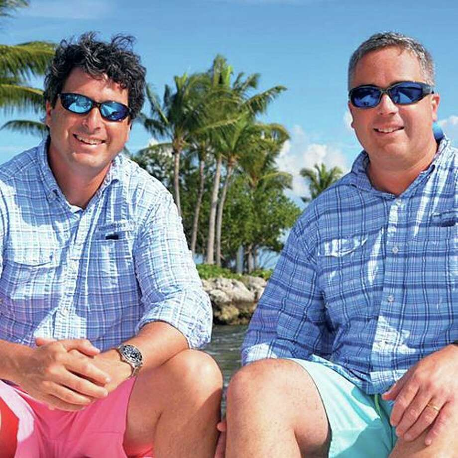 Ian and Shep Murray, CEOs and co-founders of vineyard vines, will discuss The Story Behind the Brand as part of the DCA annual Fundraising Speaker Series, Darien Neighbors, Global Players. Photo: Darien Community Association