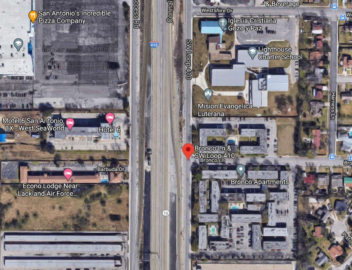 CPS Energy will intermittently close lanes in both directions on Loop 410 between Bronco Land and Barbuda Drive from 7 a.m. to 2 p.m. Sunday to work on overhead electric lines, according to a news release.