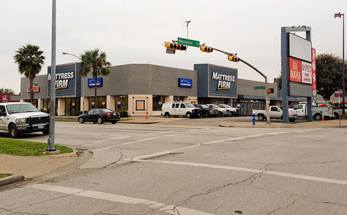 The corner of Westheimer and Montrose is a bumpy one.