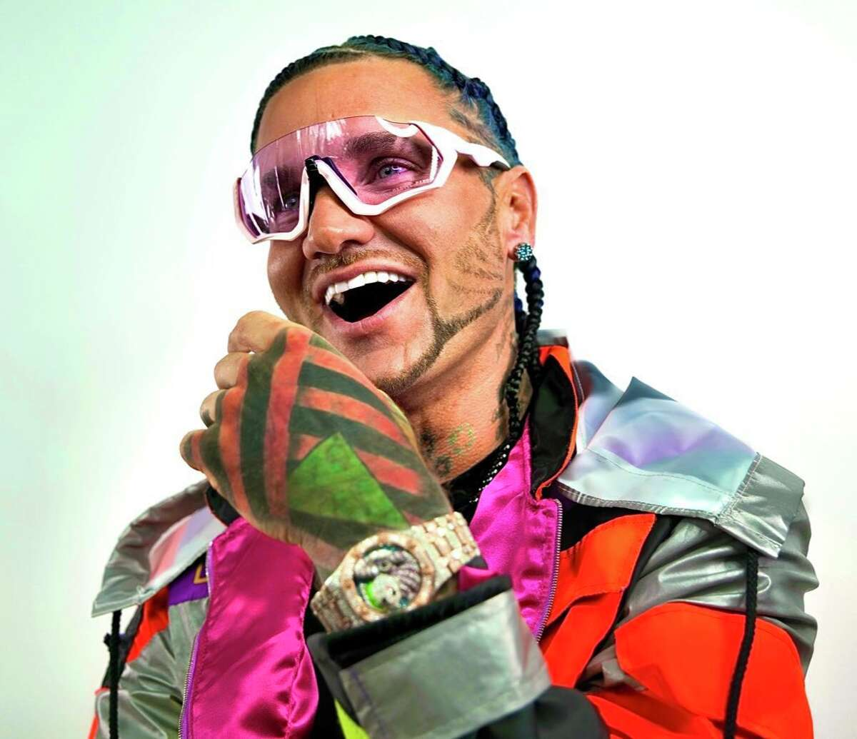 Riff Raff has made a lane for himself by not worrying about lanes.