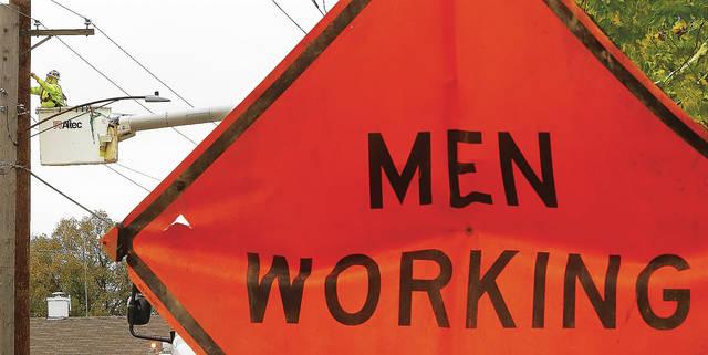 Area unemployment drops