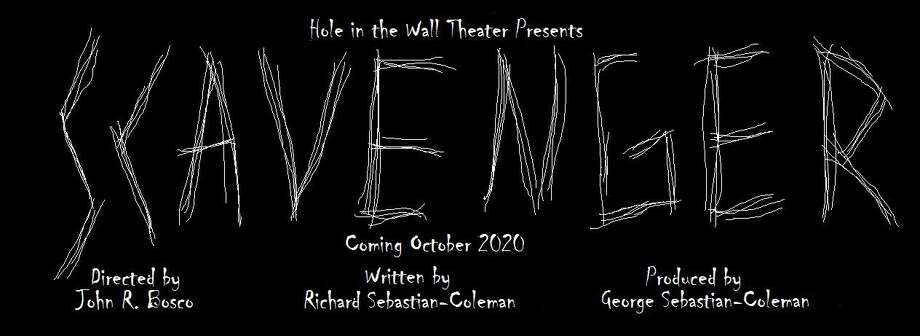 New Britain's Hole in the Wall Theaterpresents afilmed release of a brand-new show for the Halloween season. Photo: Contributed Photo