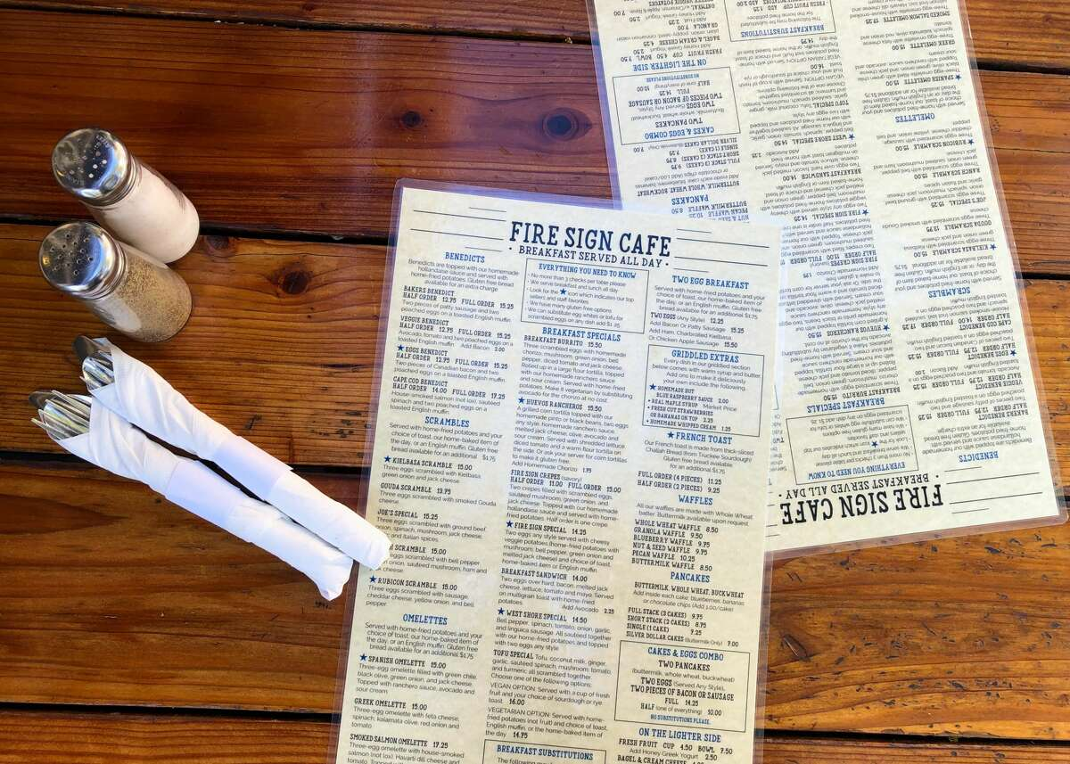 Regulars at Fire Sign Cafe keep coming back for their favorite items on the menu. The restaurant's new owner says those dishes are here to stay.