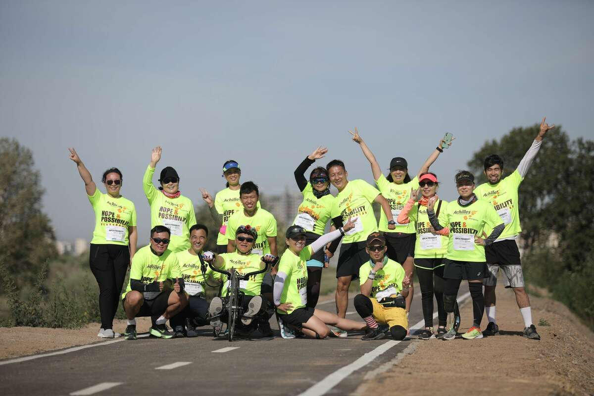 Achilles Mongolia Going All Out For NYC Marathon: Achilles International and Achilles Mongolia have teamed up with New York Road Runners to create a 100-person virtual New York City Marathon experience in Mongolia.