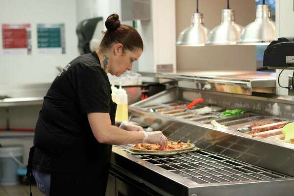 Area residents can stop by CL Pizza Co. in Canadian Lakes to enjoy a variety of delicious pizzas. (Pioneer photo/Taylor Fussman)