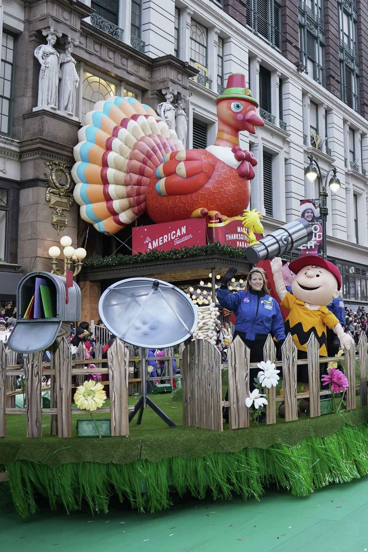 2) Watch the Macy's Thanksgiving Day Parade: Sure, it'll look different this year, but the show will go on. New York City Mayor Bill de Blasio confirmed that the Macy's Thanksgiving Day Parade will be held virtually without a crowd.