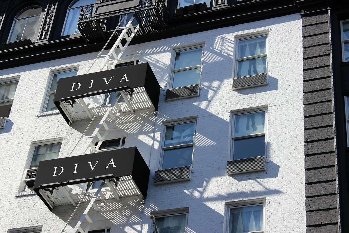 The Hotel Diva near Union Square in San Francisco will be converted to supportive housing for homeless people using a grant from the state.