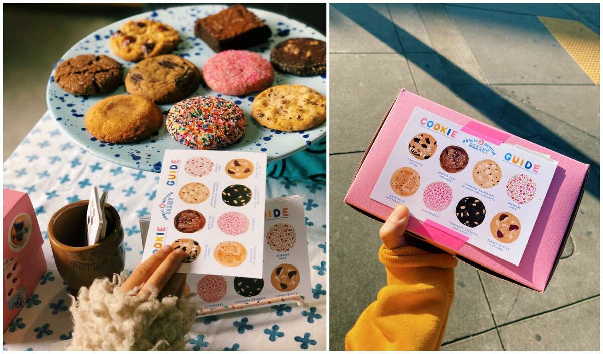 Anabel Lee's mix of cookies were developed over years of home baking and reflect some of her culinary curiosity and heritage.
