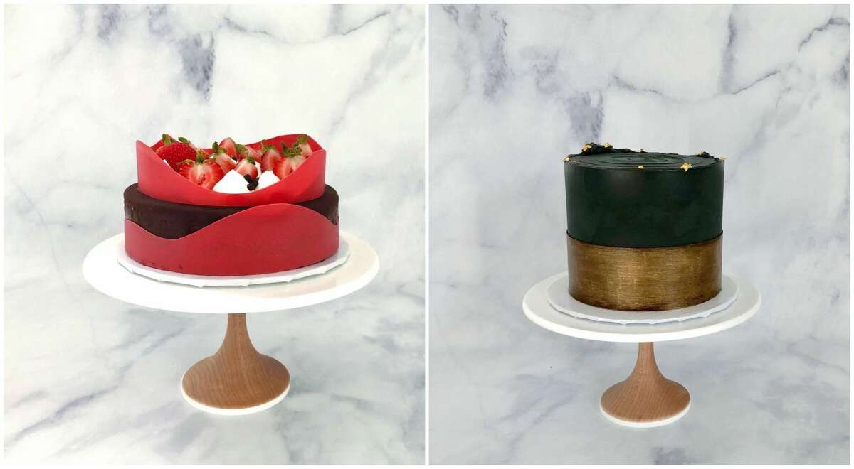 Mack Estrada also makes these cakes to order, beyond his twice-a-month pastry offerings.