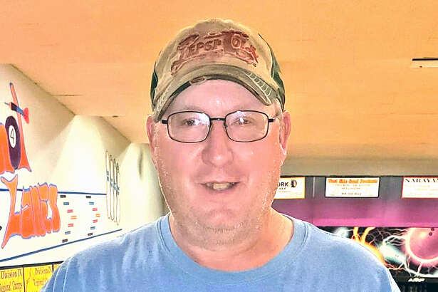 "Don ""Pepsi"" Schulz, of Bad Axe, bowled a 300 game at Longshot Lanes on Oct. 9, while subbing for the Friday Night Mixed League."