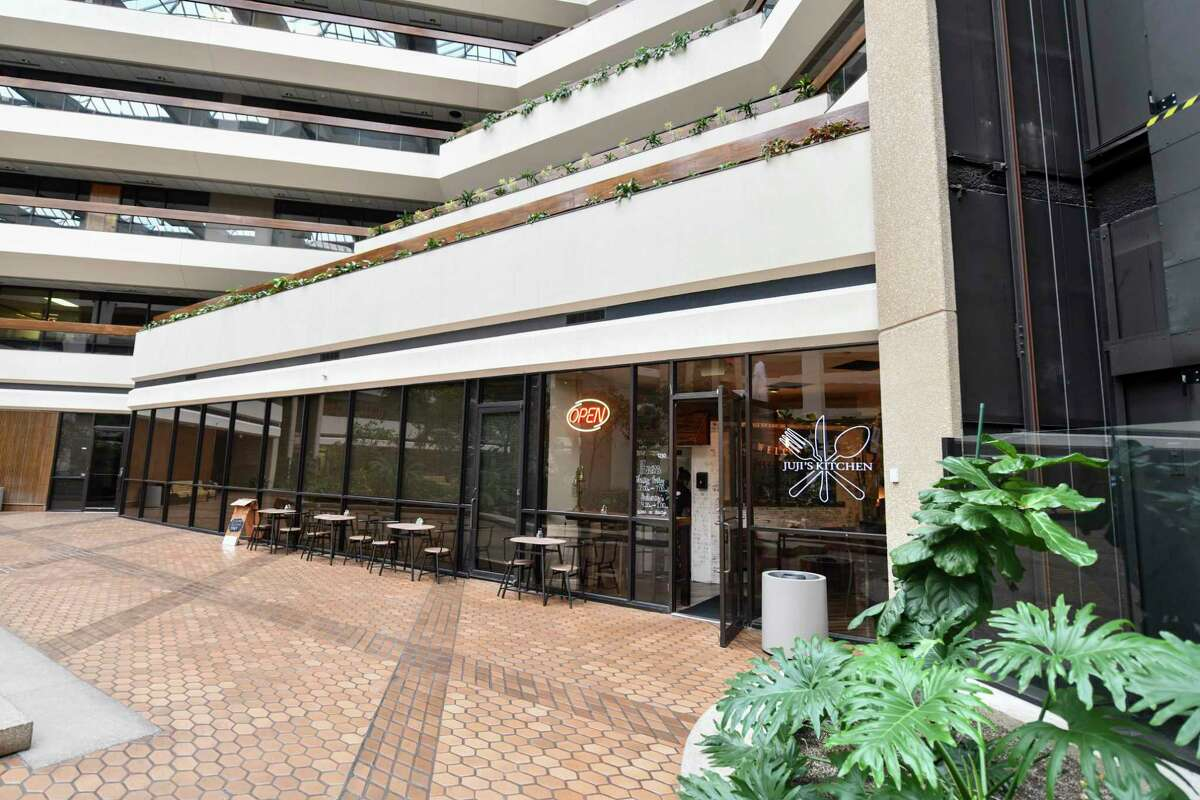 Juji's Kitchen as seen Friday, Oct. 23, 2020 at 6 Desta Drive Suite 1250. Jacy Lewis/Reporter-Telegram